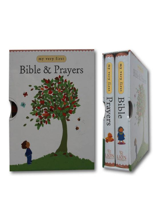 My Very First Bible and Prayers