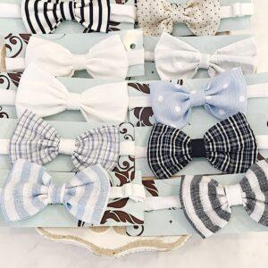 Bow Ties + Suspenders